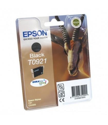 C13T09214A10 картридж Epson T0921 black