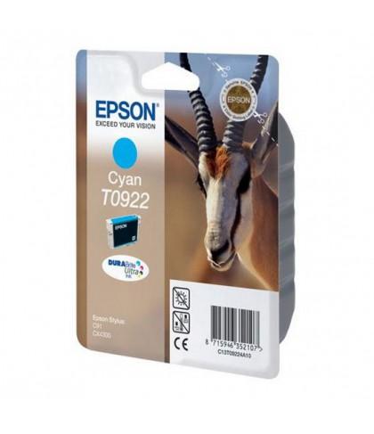 C13T09224A10 картридж Epson T0922 Cyan