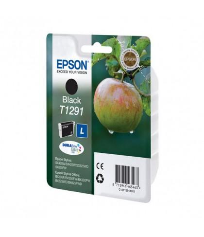 C13T12914011 картридж Epson T1291 black