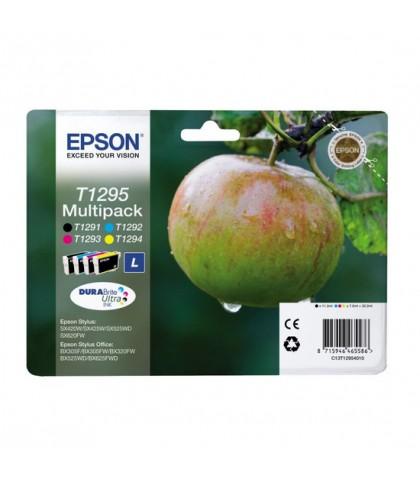 C13T12954010 картридж Epson T1295 multipack