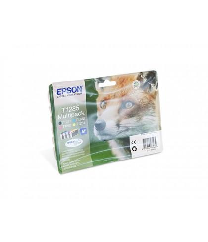 C13T12854010 картридж Epson T1285 multipack