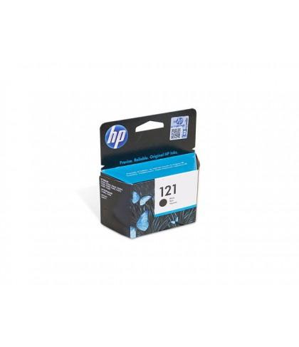 CC640HE картридж HP 121 black