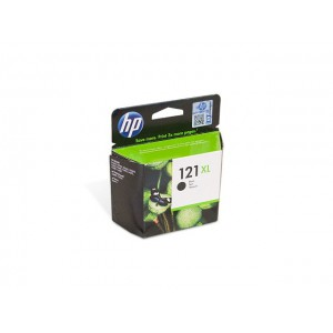 CC641HE картридж HP 121XL black