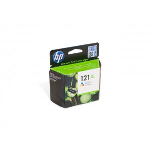 CC644HE картридж HP 121XL color