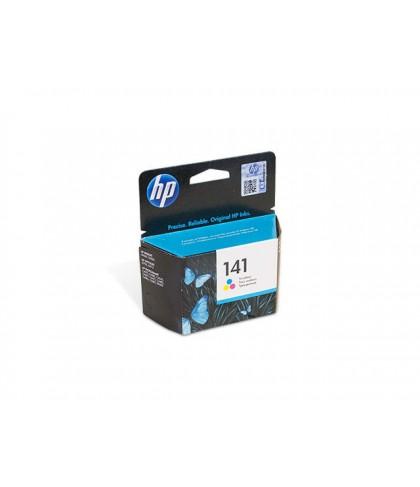CB337HE картридж HP 141 color