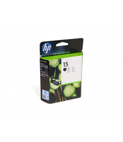 C6615DE картридж HP 15 black