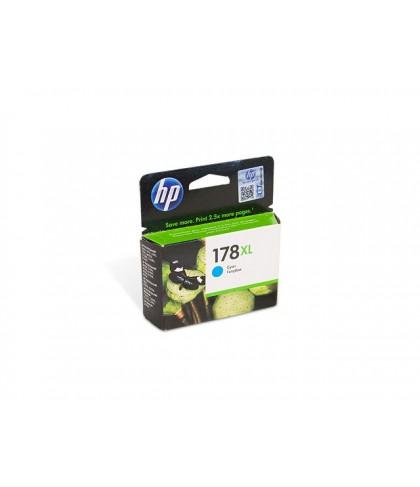 CB323AE картридж HP 178XL cyan