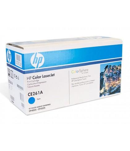 CE261A картридж HP 647A cyan