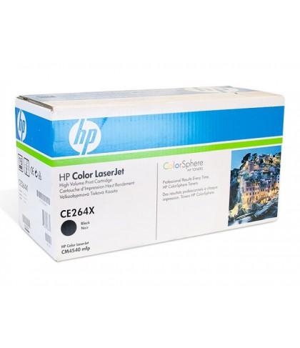 CE264X картридж HP 646X