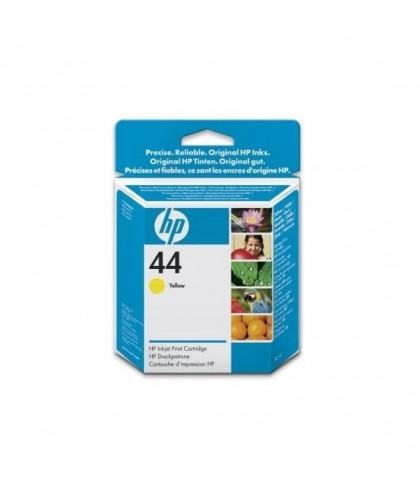51644YE картридж HP 44 YE yellow