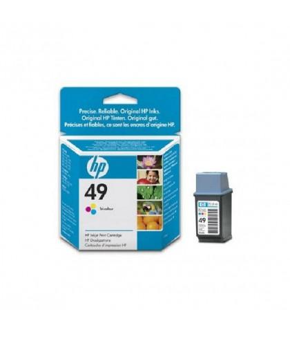 51649AE картридж HP 49 color
