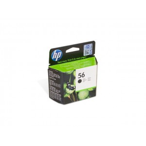 C6656AE картридж HP 56 black
