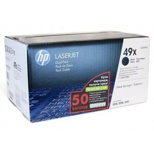 Q5949XD картридж HP 49XD