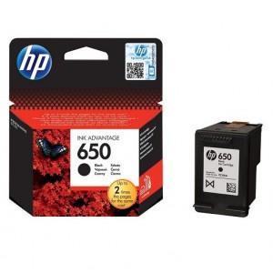 CZ101AE картридж HP 650 black