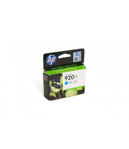 CD972AE картридж HP 920XL cyan