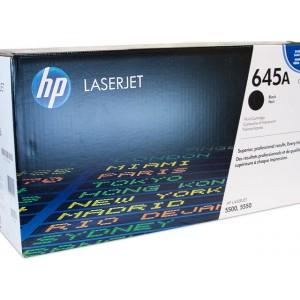 C9730A картридж HP 645A black