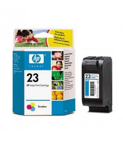C1823DE картридж HP 23A color