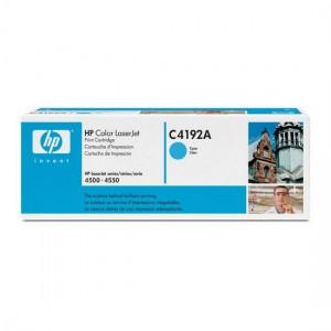 C4192A картридж HP 92 cyan