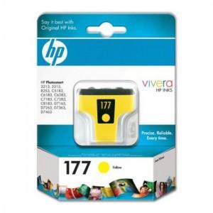 C8773HE картридж HP 177 yellow