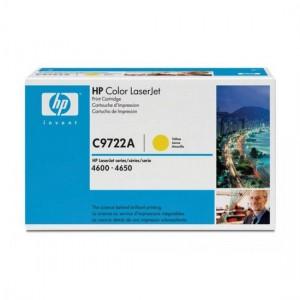 C9722A картридж HP 641A yellow