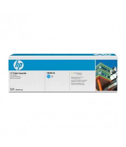 CB381A картридж HP 824A cyan