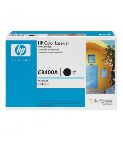 CB400A картридж HP 642A black