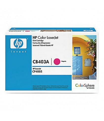CB403A картридж HP 642A magenta
