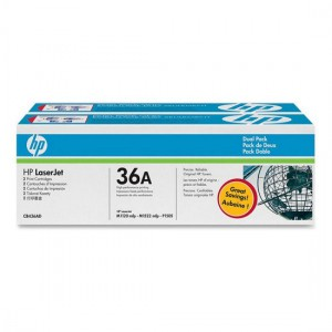 CB436AD картридж HP 36AD