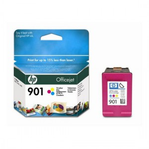 CC656AE картридж HP 901 color
