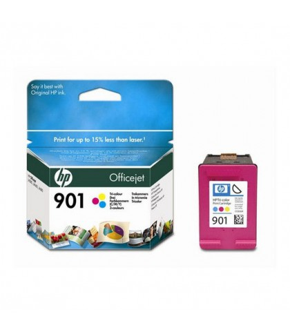 CC656AE картридж HP 901 color