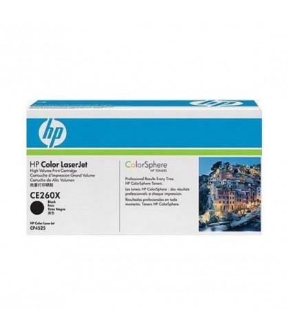CE260X картридж HP 649X black