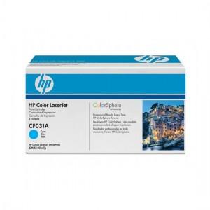 CF031A картридж HP 646A cyan