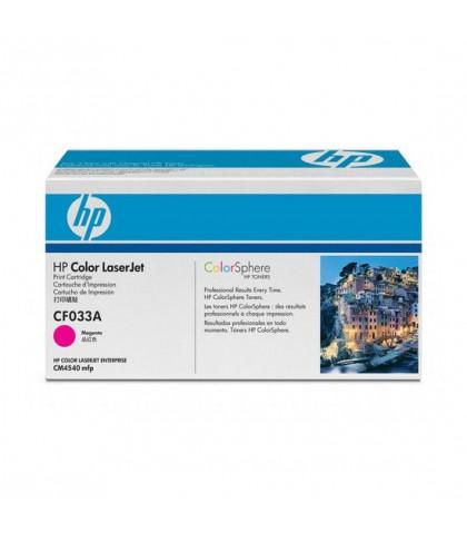 CF033A картридж HP 646A magenta