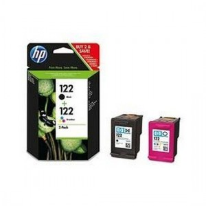 CR340HE картридж HP 122Bk + 122Col