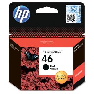 CZ637AE картридж HP 46 black