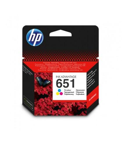 C2P11AE картридж HP 651 color