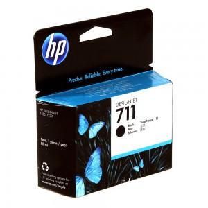 CZ133A картридж HP 711 black