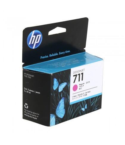CZ135A картридж HP 711 magenta