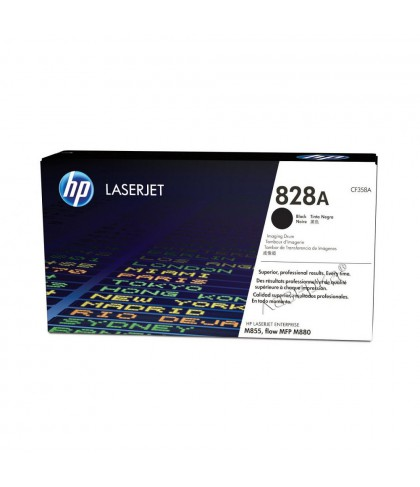CF358A картридж HP 828A black