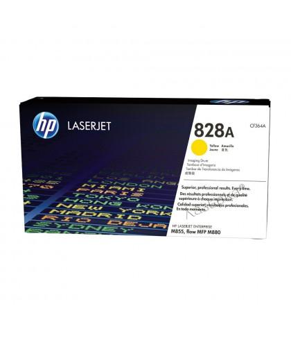 CF364A картридж HP 828A yellow