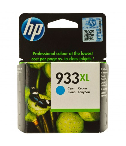 CN054AE картридж HP 933XL cyan