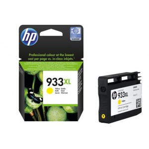 CN056AE картридж HP 933XL yellow