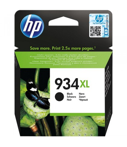 C2P23AE картридж HP 934XL black