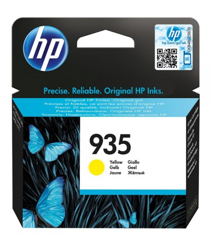 C2P22AE картридж HP 935 yellow