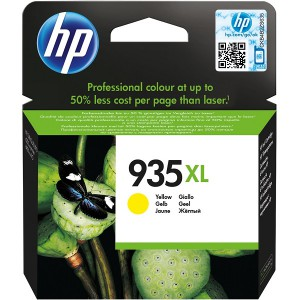 C2P26AE картридж HP 935XL yellow