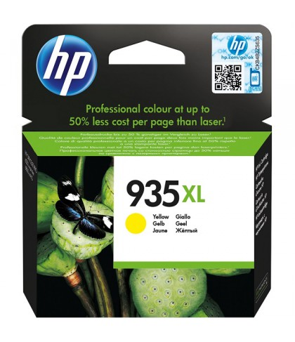 C2P26AE картридж HP 935XL yellow