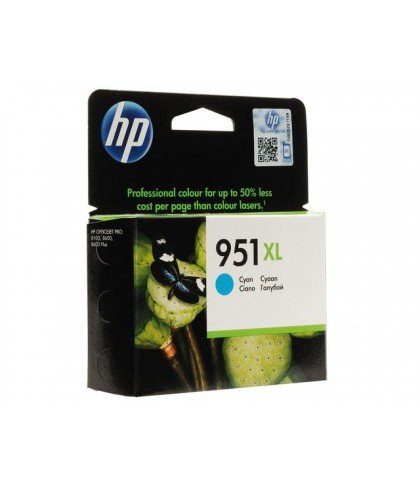 CN046AE картридж HP 951XL cyan