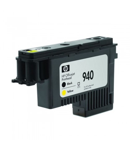 C4900A картридж HP 940 black + yellow