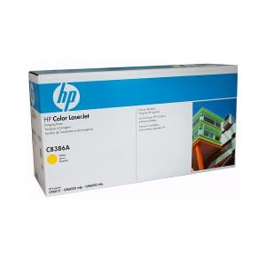 CB386A картридж HP 824A yellow