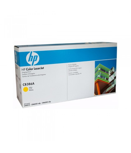 CB386A картридж HP 824A yellow